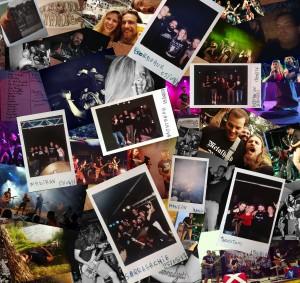 affiche gasconha tour 2017 - merci